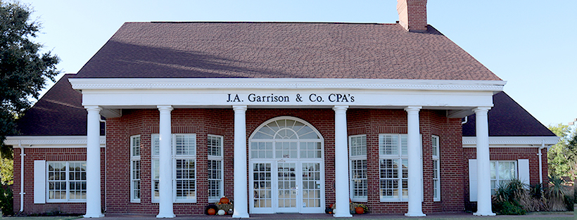 J.A. Garrison and Company Certified Public Accountants Provide all Accounting Services.