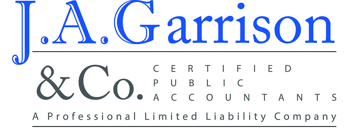 J.A. Garrison and Company. CPA Accounting and Tax Services.